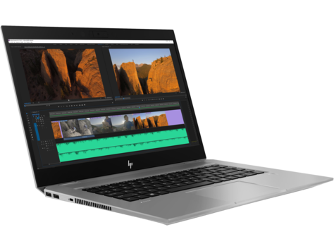 HP Zbook Studio G5 Intel Core i7-8750H ( 2.20 GHz up to  4.1