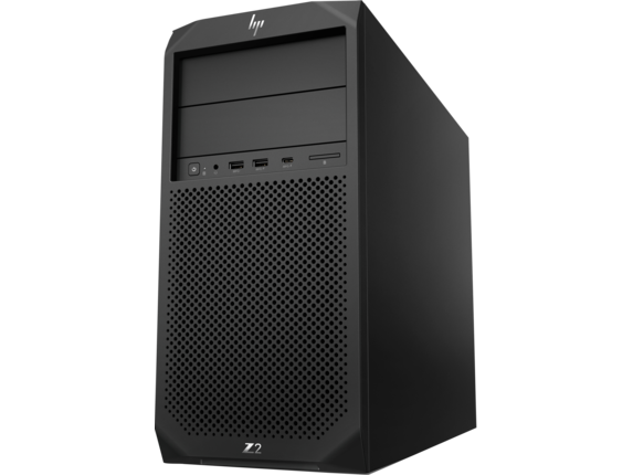 HP Z2 Workstation Tower G4 Intel Xeon E-2124G 4C ( 3.4GHz up