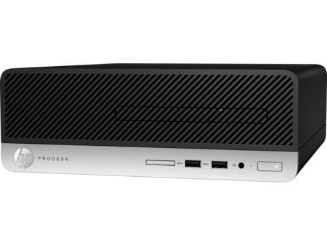 HP ProDesk 400 G5 SFF Intel® Core™ i3-8100 with Intel® UHD G