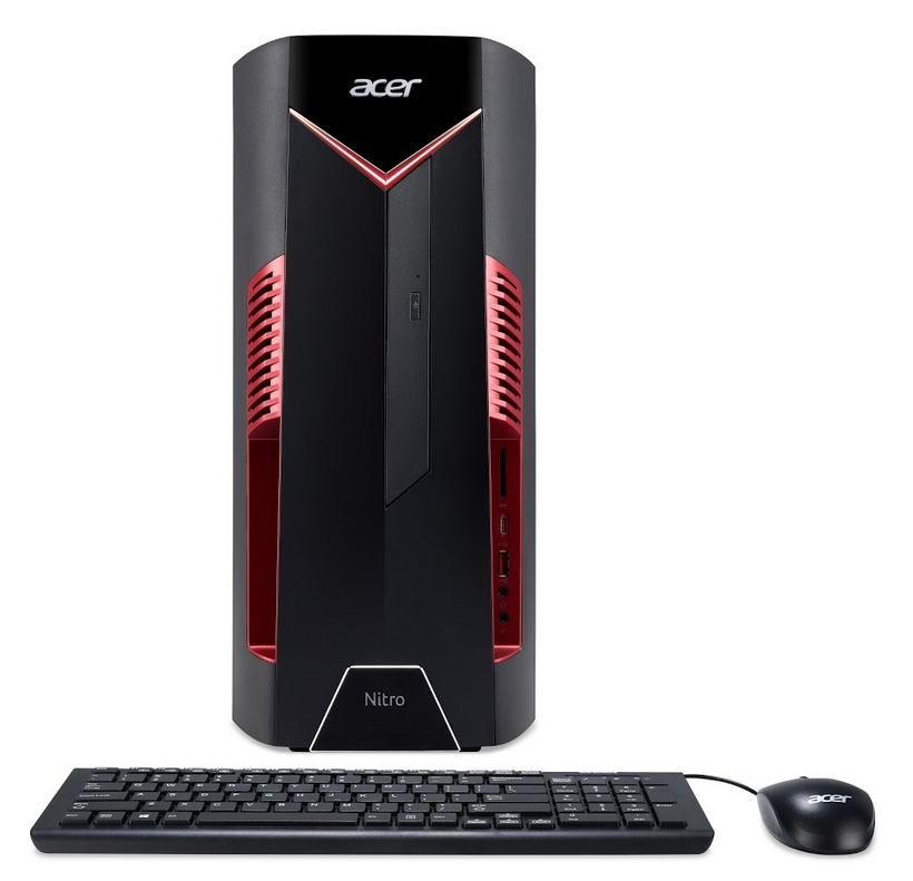 Acer Nitro N50-600, Intel Core i5-8400 (up to 4.00GHz, 9MB),