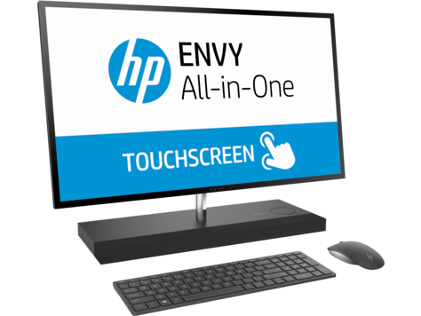 HP ENVY  All-in-One Intel® Core™ i7-8700T (2,4 GHz up to 4 G