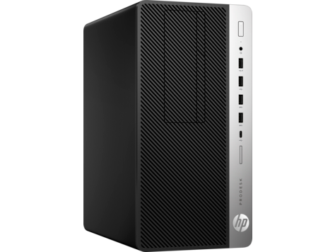 HP ProDesk 600 G4  MT Intel® Core™ i5-8500  8 GB DDR4-2666 S